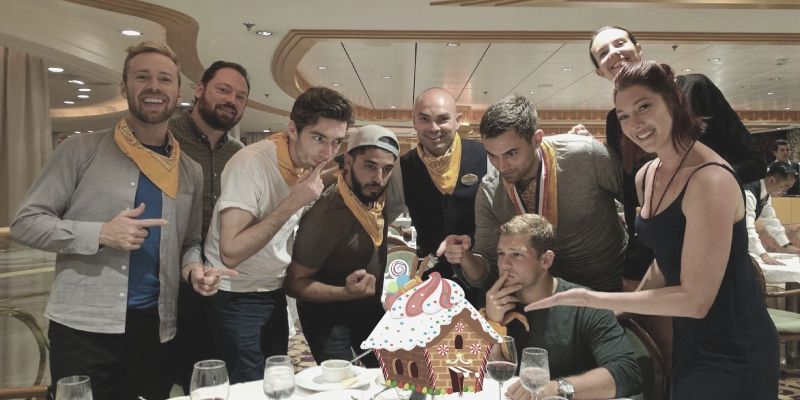 Gingerbread Wars offers your company holiday party and next team outing all in one.